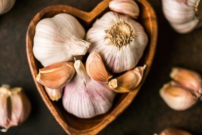 garlic inmarathi