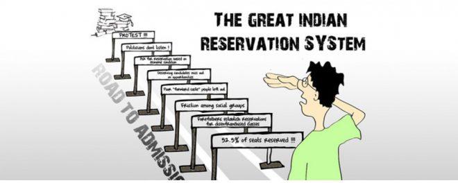 indian reservation system-inmarathi