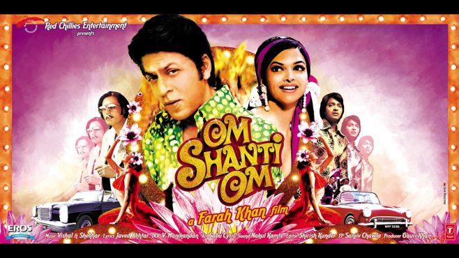 om shanti om-inmarathi