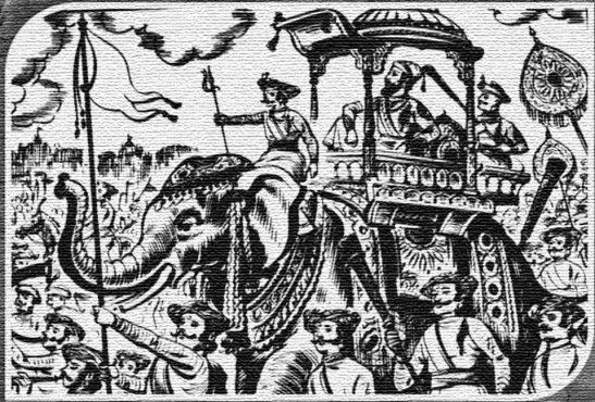 maharaja-on-elephant
