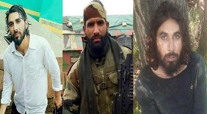 aurangzeb kashmir army man killed inmarathi