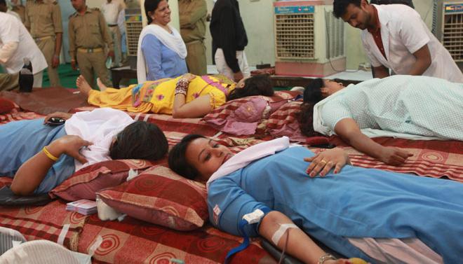 blood donation inmarathi