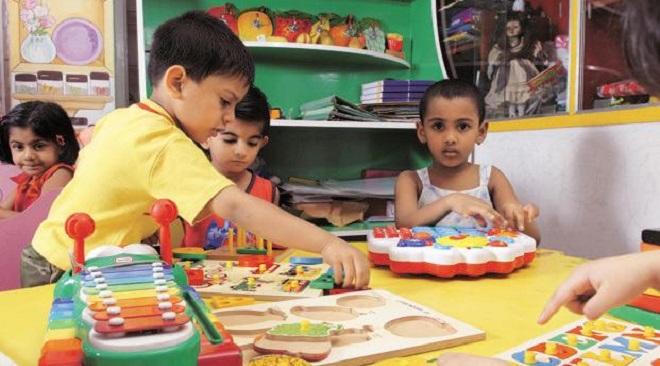 day care center 2 InMarathi