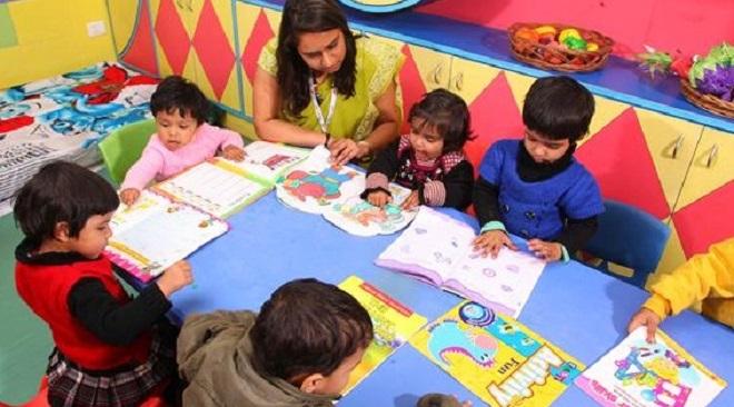 day care center 3 InMarathi