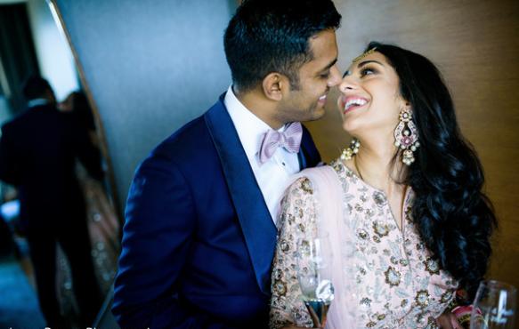 indian couple inmarathi