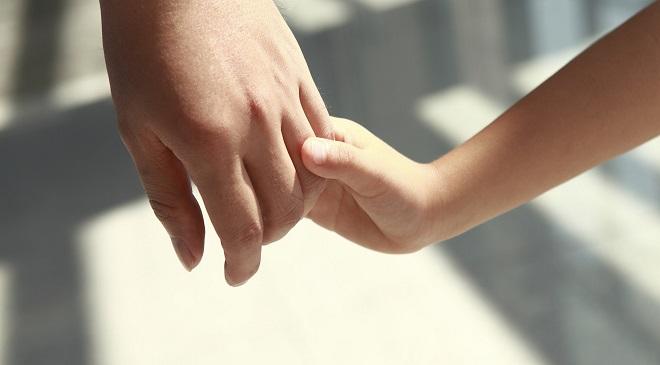 mom and dad bonding InMarathi