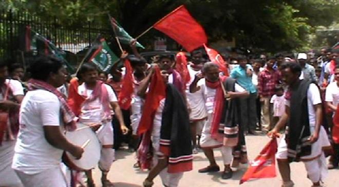 naxal songs inmarathi