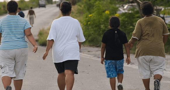 obesity inmarathi