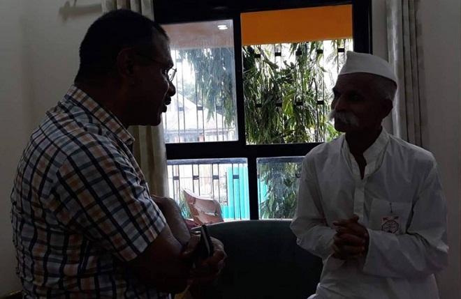pradeep dada rawat sambhaji bhide guruji inmarathi
