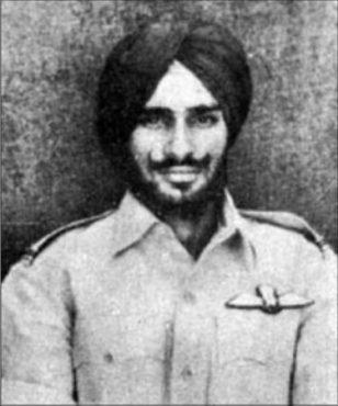 flying officer nirmanljit singh-inmarathi
