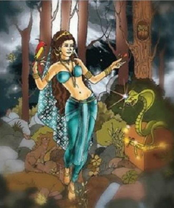 nilawanti story inmarathi