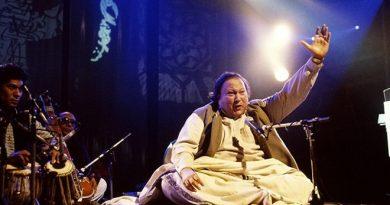 nusrat fateh ali khan-inmarathi
