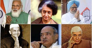prime miinisters inmarathi
