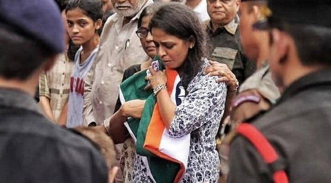 Major Rane Wife InMarathi