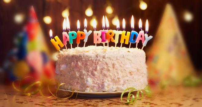 bday cake inmarathi