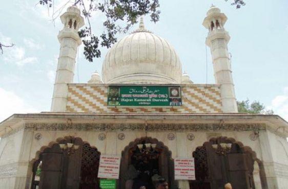 qamar ali dargah-inmarathi
