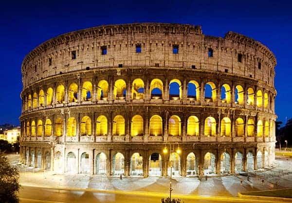 roman colosseum InMarathi