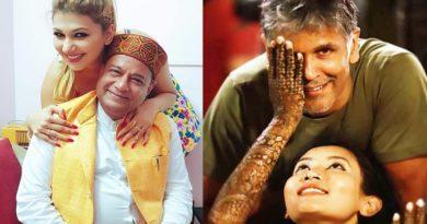 Anup Jalota Milind Soman Feature Inmarathi