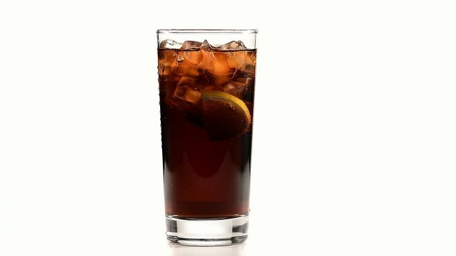 Carbonated cold drinks-inmarathi