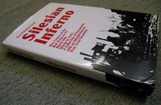 Silesian Inferno--book-inmarathi