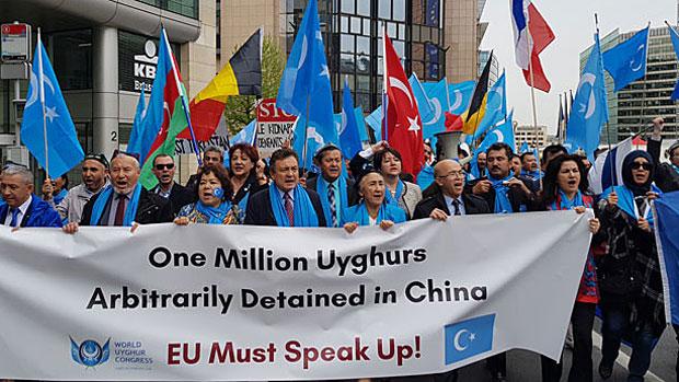 Uyghur-congress-inmarathi