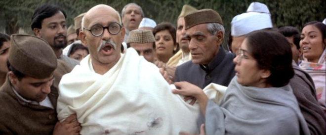 gandhi murder InMarathi