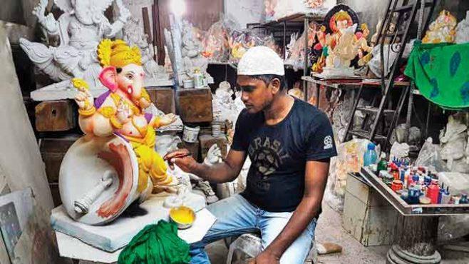 ganpati-painting-inmarathi