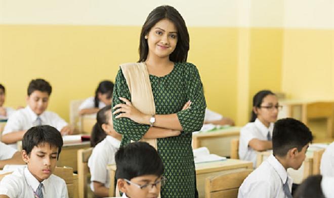 indian teacher inmarathi