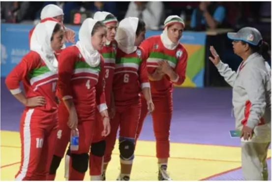 iran team inmarathi