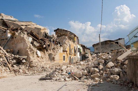 earthquake inmarathi