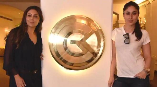 kareena and gauri khan InMarathi