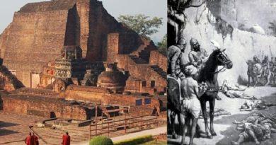 khilji nalanda inmarathi