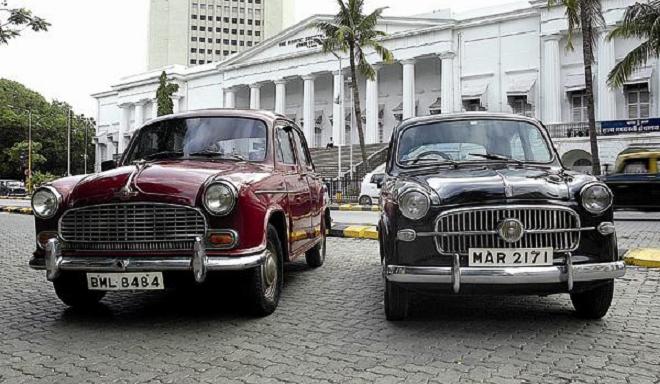 old vintage car inmarathi