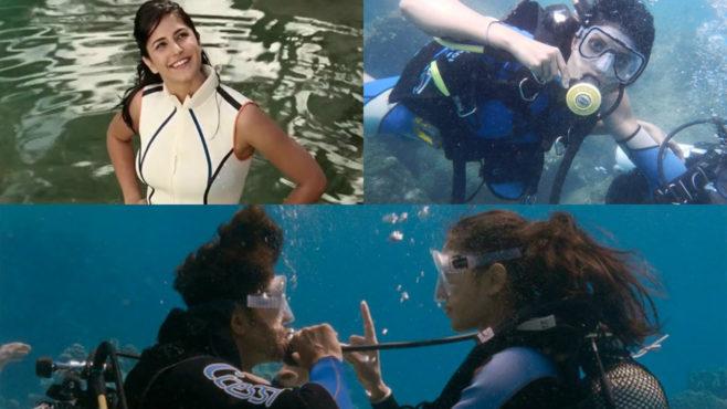 scuba diving inmarathi