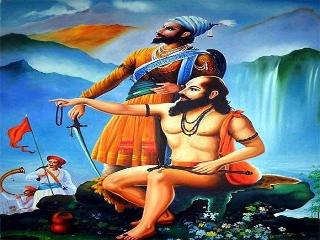 shivaji mharaj and sami samrth InMarathi