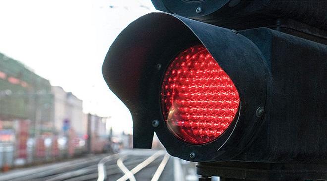 train-signalred InMarathi