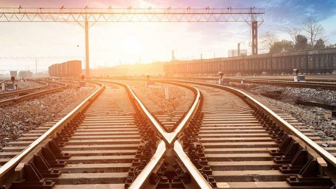 train track InMarathi