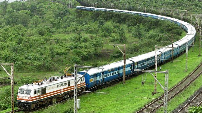 train turn 1 InMarathi