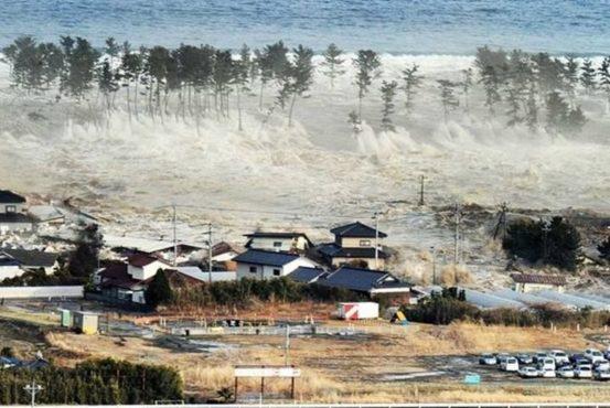 tsunami inmarathi