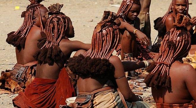 women in africa 1 InMarathi