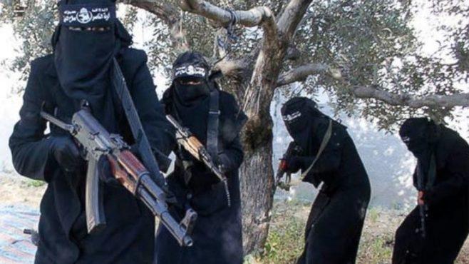 women terrorist inmarathi