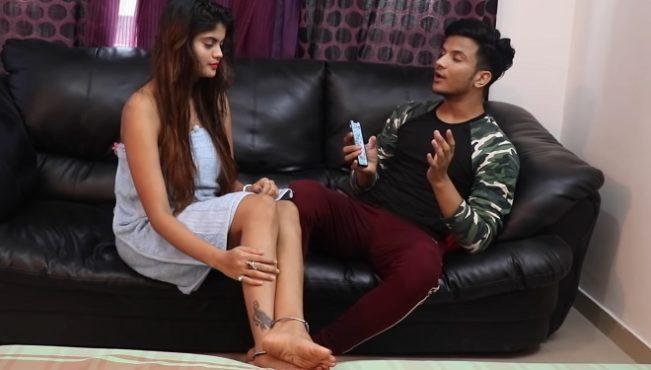 is She in Love Inmarathi