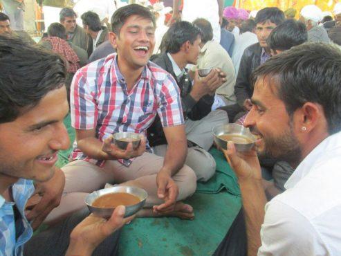 Tea with Friends InMarathi