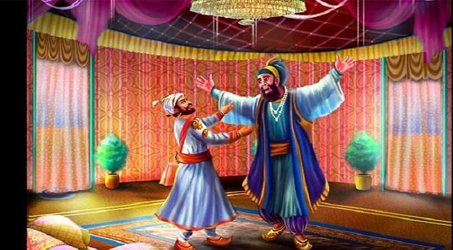 afzal_shivaji mharaj inmarathi