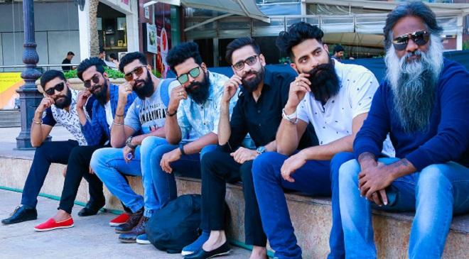 beard feature InMarathi