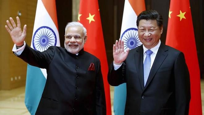 india china relation inmarathi