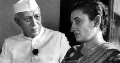 """""""माझे वडील माझे 'मेन्टॉर' नव्हते, मला हवं तेच मी करते"""" : इंदिरा गांधी"""