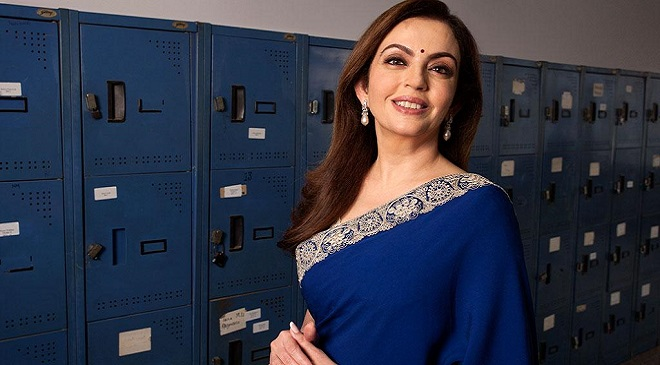 nita ambani bank locker InMarathi