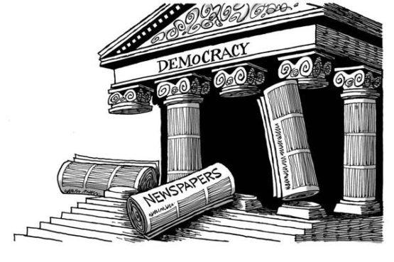 pillars_of_democracy inmarathi
