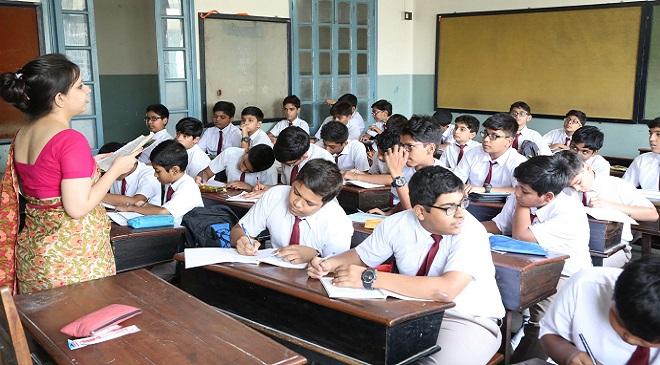 school life InMarathi